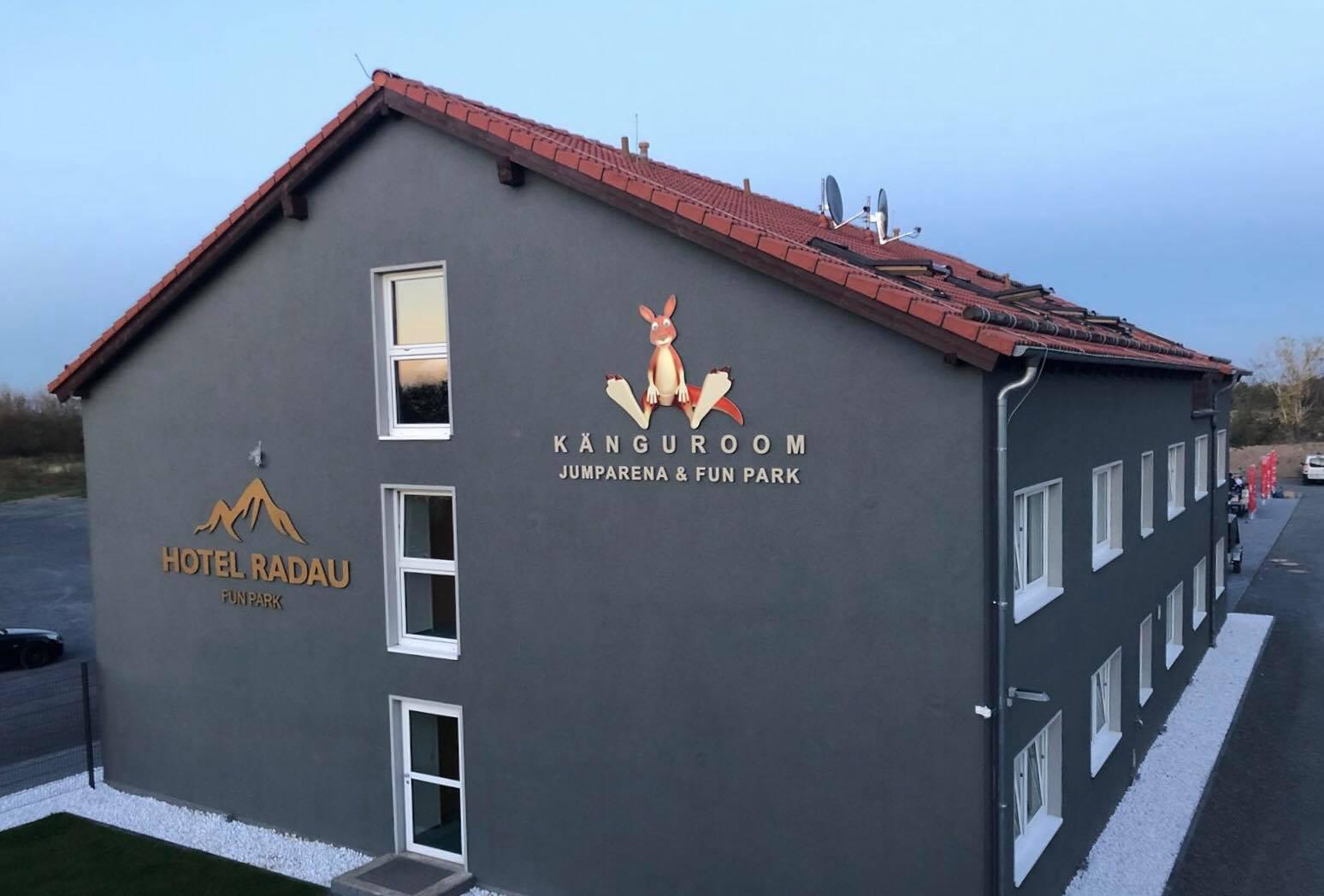 Hotel Radau